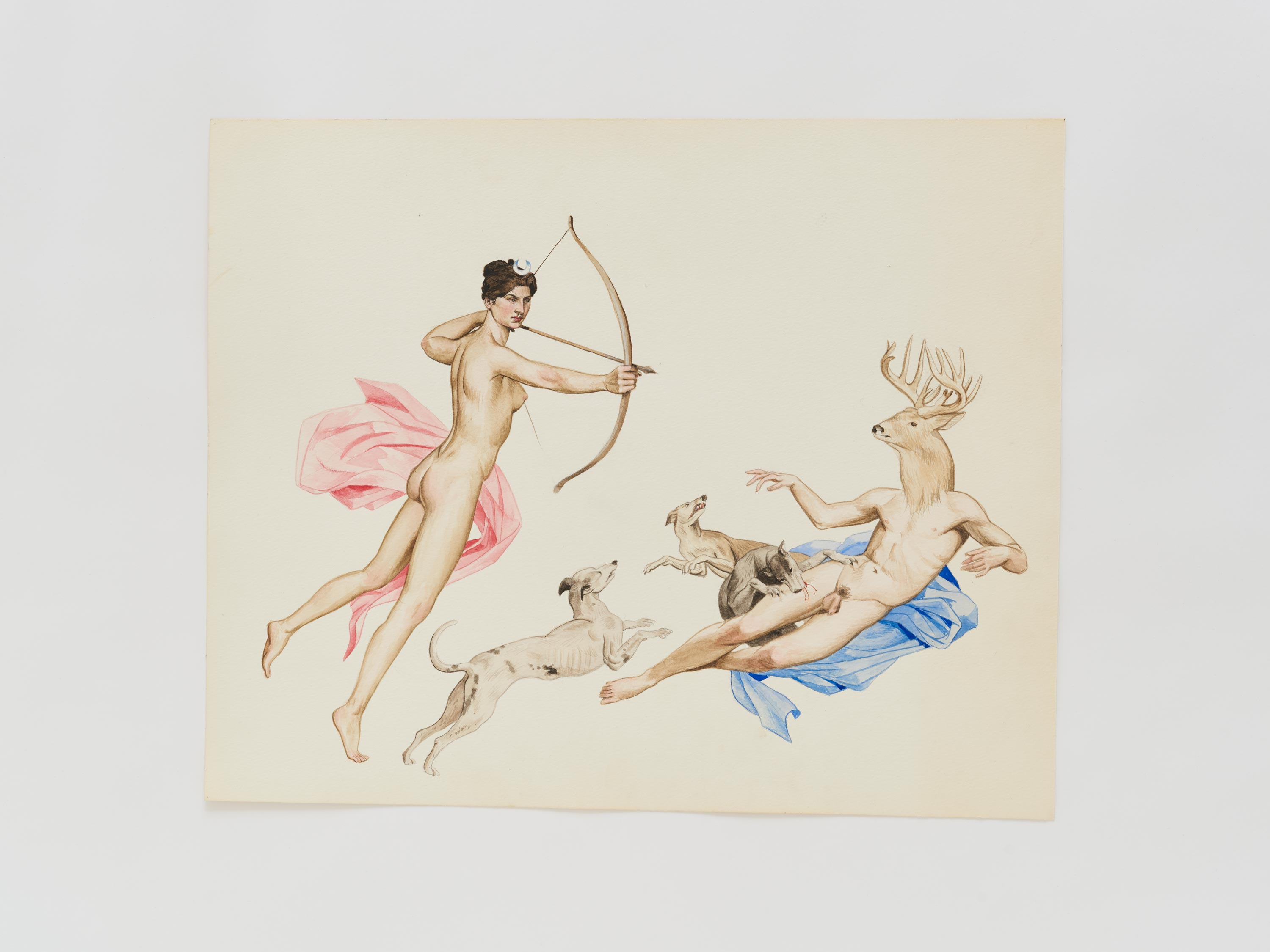 <p>Diana and Actaeon</p>