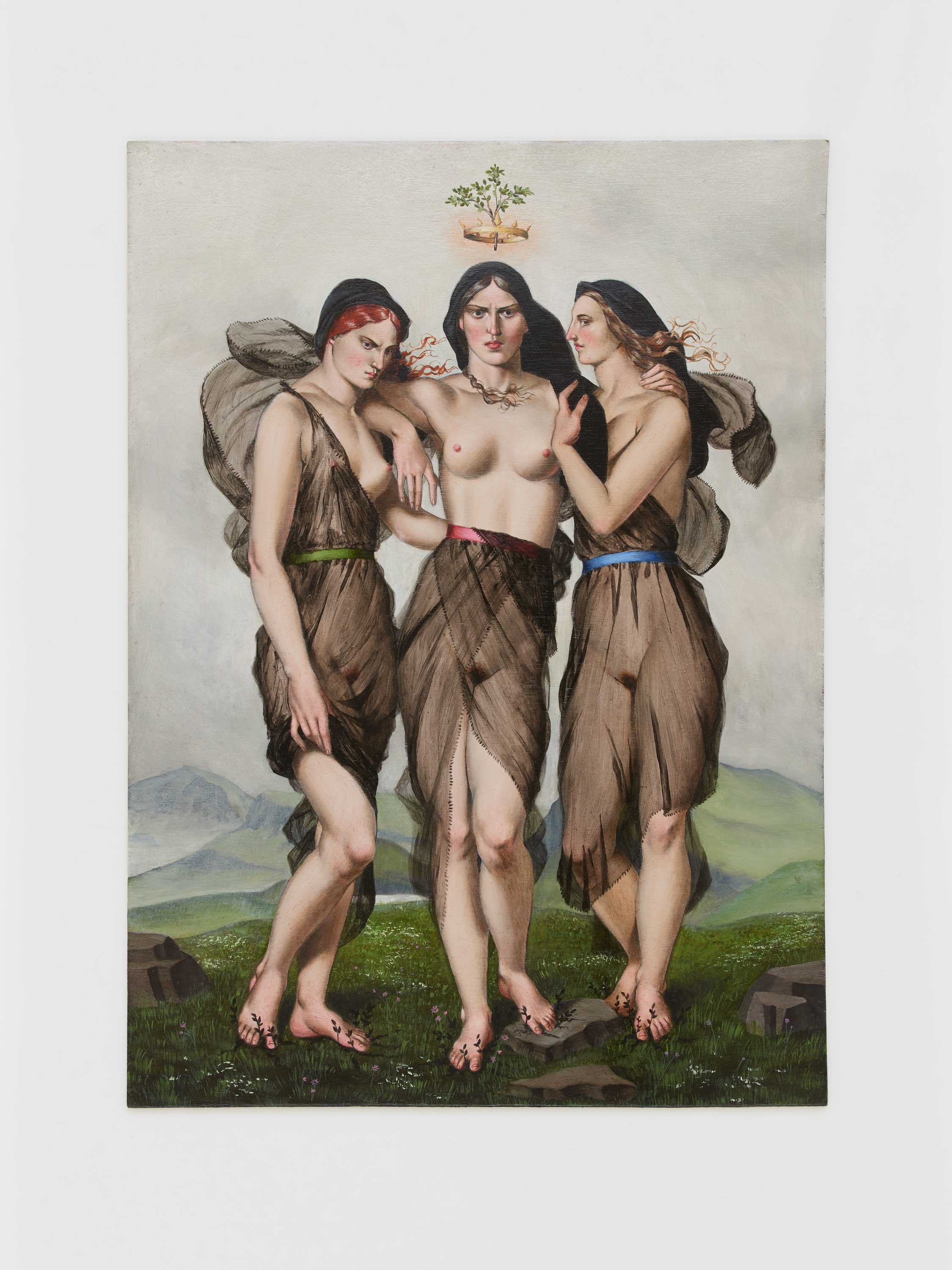 <p>The Weird Sisters</p>